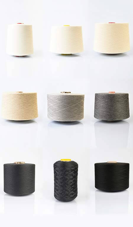 Ain fibres, more than 30 years experience in the hot spinning technical yarns
